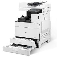得力M351R/M201CR黑白�荡a多功能彩色A3/A4�秃�C大型商用�k公激光一�w�C打印�C
