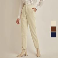 网易严选 女式复古灯芯绒锥形裤