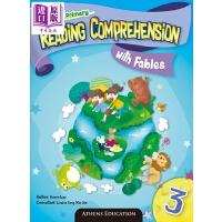 【中商原版】Reading Comprehension with Fables P3 寓言阅读理解 小学3 香港教育图书