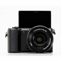 索尼(SONY)ILCE-5100L/a5100微单相机/自拍相机5100索尼a5100L套机(16-50mm) A5