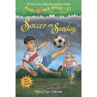 Magic Tree House #52: Soccer on Sunday 神奇树屋52:周日足球赛