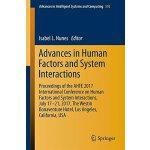 【预订】Advances in Human Factors and Systems Interaction: Proc