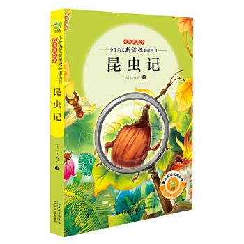 昆虫记(注音美绘本小学语文新课标阅读丛书)