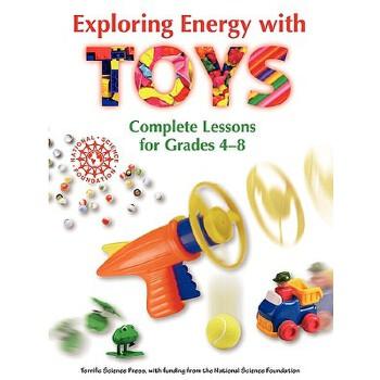 【预订】Exploring Energy with Toys: Complete Lessons for Grades 4-8 预订商品,需要1-3个月发货,非质量问题不接受退换货。