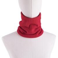 2018新款围脖女冬季加绒情侣脖套保暖男女百搭韩版针织套头围巾