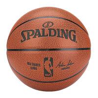 斯伯丁篮球官方正品大型83.8cm篮球特殊室内运动训练专用大号篮球
