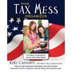 【预订】Annual Tax Mess Organizer for Sales Consultants & Home