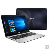 华硕(ASUS)笔记本电脑超薄15.6英寸独显VM591UR6198手提办公轻薄便携 海军蓝