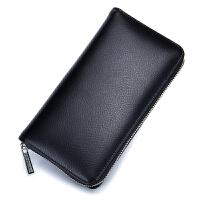 卡包男长款钱包护照包RFID包风琴多卡位多功能男女大容量名片包超薄迷你轻便银行卡包