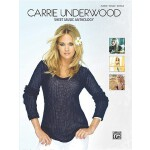 【预订】Carrie Underwood -- Sheet Music Anthology: Piano/Vocal/