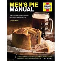 【中商原版】男士馅饼手册 英文原版 Men's Pie Manual Andrew Webb