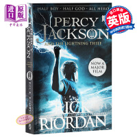 【中商原版】珀西杰克逊和闪电窃贼 英文原版 Jackson and the Lightning Thief Rick R