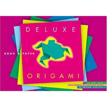 Deluxe Origami ISBN:9780804830850