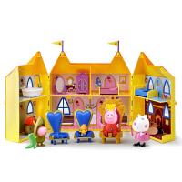 【满199立减100】小猪佩奇peppapig粉红猪小妹佩佩猪过家家玩具男女孩玩具公主城堡