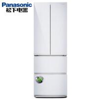 松下(Panasonic)家用多门冰箱 NR-D380TX-XW (水晶白)380L风冷无霜同款XN(尊雅金)