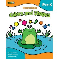 Preschool Skills Colors and Shapes 9781411434233