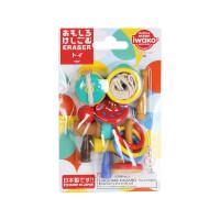 IWAKO ER-BRI053 岩泽趣味橡皮 儿童卡通可爱橡皮创意文具 .玩具当当自营