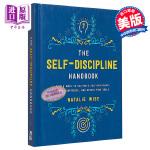 【中商原版】自律手册:培养自律精神、自信心和决心的简单方法 英文原版 The Self-Discipline Hand