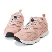 【到手价:154元】探路者童鞋 秋冬户外儿童通款拉帕设计健走鞋QFOH95005