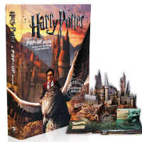 现货 哈利波特 魔法立体书 Harry Potter: A Pop-Up Book Based on the Film