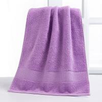 �r尚�棉加厚�色白色柔�毛巾洗�家用全棉洗�面巾