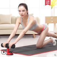 仰卧起坐辅助器男女减腰腹赘肉收腹机懒人卷腹吸盘式健身器材