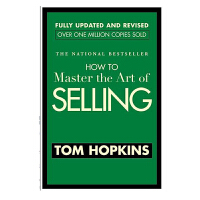 How to Master the Art of Selling 【ISBN:9780446692748】