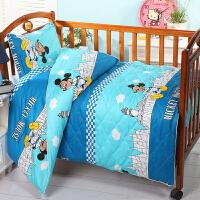 幼儿园被子三件套儿童被褥含芯床垫 宝宝午睡儿童六件套纯棉被褥 其它