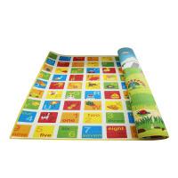 【当当自营】Hape宝宝XPE爬行垫高密度材质加厚180*150*1cm双面爬爬垫E8063