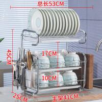 欧式小清新简约厨房置物架用品用具晾洗放沥水碗架碗柜碗碟碗筷盘刀收纳盒餐具架