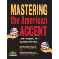【现货】英文原版 掌握美式发音 Mastering the American Accent 9781438008103