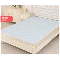 透气纱布隔尿垫超大号婴儿防水床垫可洗纯棉床单大号180床笠200