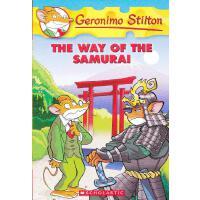 The Way Of The Samurai(Geronimo Stilton #49)老鼠记者49ISBN97805