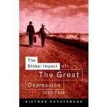 【预订】The Global Impact of the Great Depression 1929-1939 978