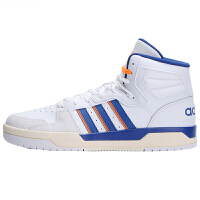 Adidas阿迪�_斯NEO男鞋�\�有�高�湍湍バ蓍e鞋板鞋FW3454