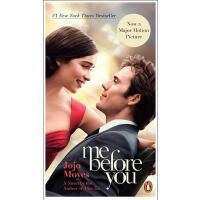 【现货】英文原版 遇见你之前 Me Before You 我就要你好好的 同名电影原著 小开本简装版 浪漫小说