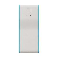 POWERQUEEN电母 盒电站系列PQ002 4400mAh 安全型移动电源 蓝色