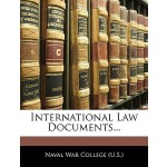 【预订】International Law Documents... 9781144394231