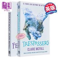 【中商原版】摆渡人 2册套装 全英文原版小说书 Ferryman Trespassers 摆渡人 新版 摆渡人2 重返荒原 克莱儿麦克福尔 英语阅读书籍