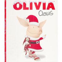 OLIVIA Claus 圣诞奥莉薇9781442406629