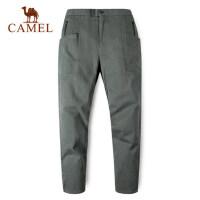 camel骆驼户外休闲裤男 排湿透气耐磨抗拉户外休闲裤
