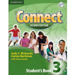 【预订】Connect 3 Student's Book with Self-Study Audio CD