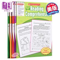 学乐助你成功1级系列5册Scholastic Success with Math, Grad1