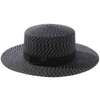 草帽秋冬季女夏天户外出游大沿遮阳防晒太阳帽英伦时尚百搭礼帽春