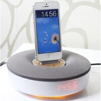 飞利浦 DS1185 蓝牙音箱iphone5 白色 苹果 升级版 音响 5 音箱 充电底座 音响