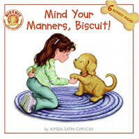 Mind Your Manners, Biscuit! 小饼干礼貌些!