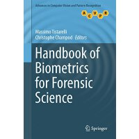 【预订】Handbook of Biometrics for Forensic Science 97833195067