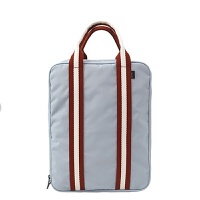 收纳袋男手提行李包女大容量登机包出差收纳包防水套拉杆箱包 银色 银灰色