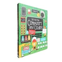 翻翻书:电脑与译码 Lift-the-Flap Computers and Coding