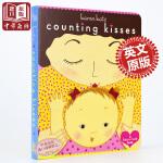 【中商原版】英文原版 数亲亲(数数亲吻宝宝的次数)Counting Kisses: Counting Kisses 亲